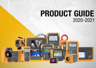 FLUKE анонсировали новый каталог продукции 2021
